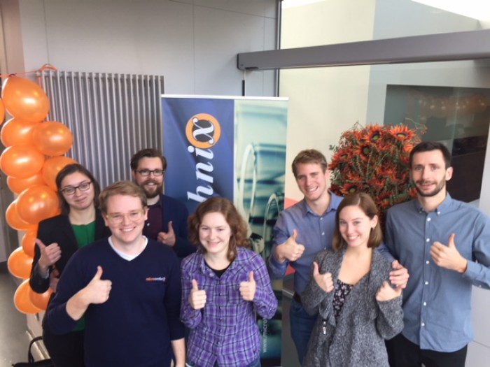 MicroTechniX celebrates with open house